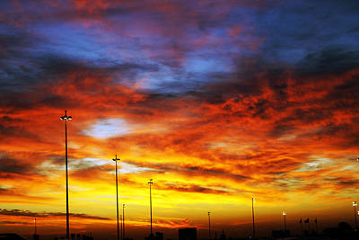 Morning Sky Art Print