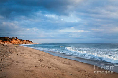 Photograph - Morning Sky Over Coast Guard Beach by Susan Cole Kelly