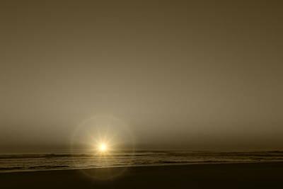 Photograph - Morning Starburst by Kathleen Scanlan
