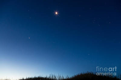 Photograph - Morning Stars On Martha's Vineyard by Susan Cole Kelly