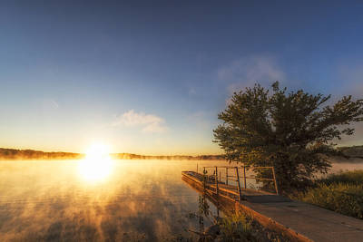 Photograph - Morning Sun by Scott Bean