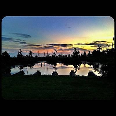 Magician Photograph - Morning Sunrise by Melisa Cardona