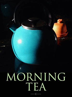 Photograph - Morning Tea by Tim Nyberg