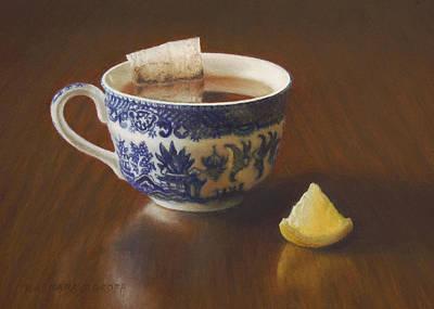 Morning Tea With Lemon Original