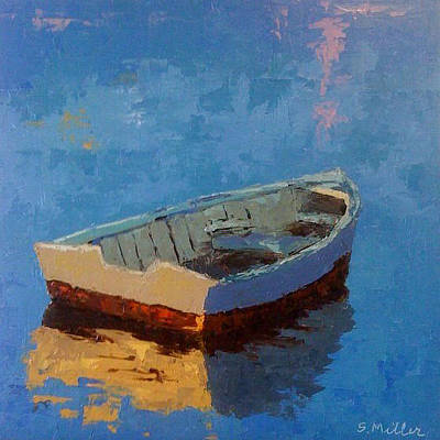 Painting - Morning Tide by Sylvia Miller