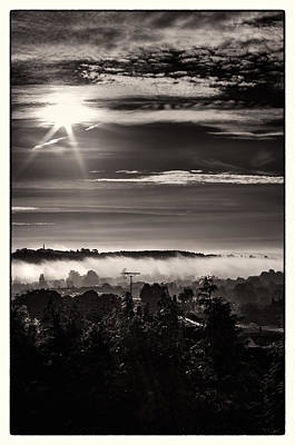 Photograph - Morning View In Henley by Lenny Carter
