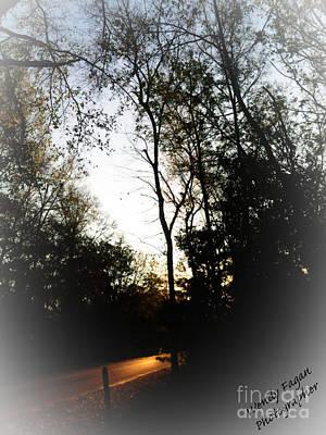 Photograph - Morning Walk by Jeffery Fagan