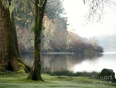 Photograph - Mornings On The Lake by Deena Otterstetter
