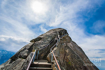 Photograph - Moro Rock by Charles Garcia