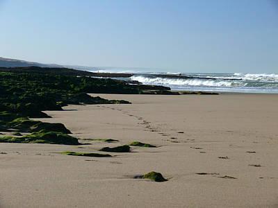 Agadir Photograph - Moroccan Beach by Tracy Winter
