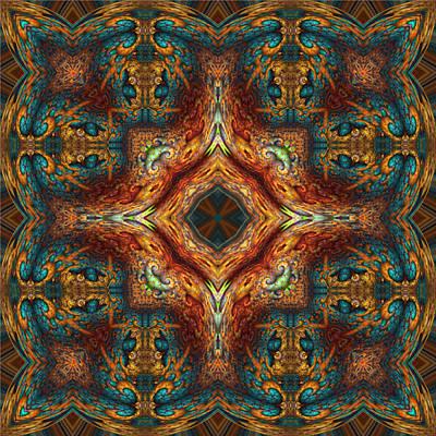 Digital Art - Moroccan Fantasy No 1 by Charmaine Zoe