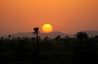 Moroccan Sunset 2 Original