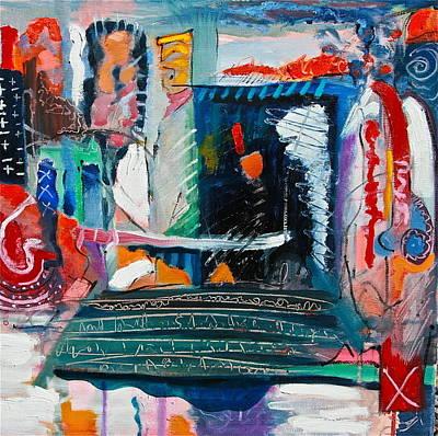 Painting - Morocco by Dan Koon