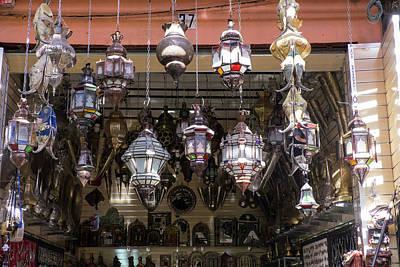 Marrakech Photograph - Morocco, Marrakech, Jemma El Efna by Emily Wilson