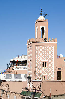 Photograph - Morocco Mosque by Mick House