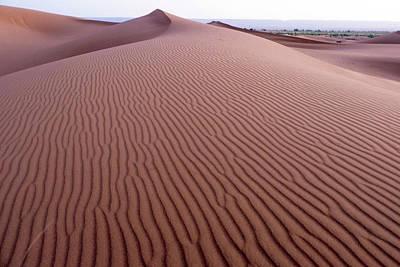 Sahara Photograph - Morocco Sunrise Over Erg Chegaga (or by Emily Wilson