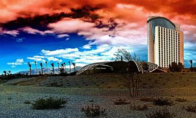 Morongo Casino Art Print