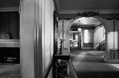 Photograph - Morris Jumel Mansion by Dave Beckerman