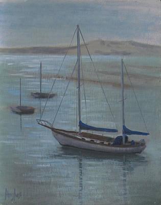 Morro Bay Original by Kevin Hughes