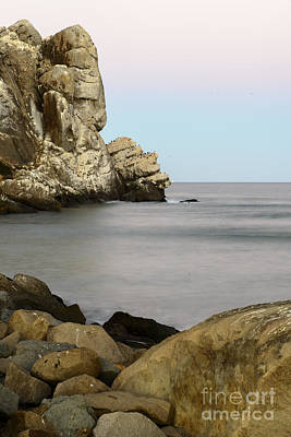 Art Print featuring the photograph Morro Bay Morning 2 by Terry Garvin