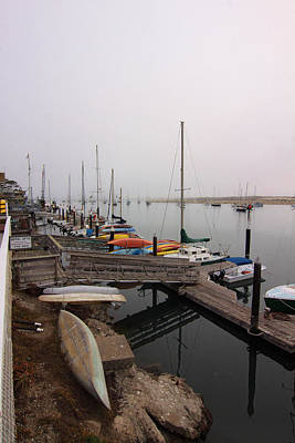 Morro Bay Ready To Sleep Art Print