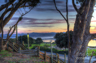 Photograph - Morro Bay Vista by Mathias