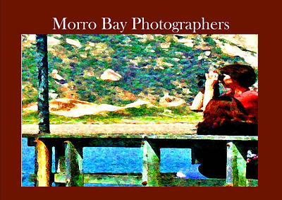 Photograph - Morro Bay Women Artists by Joseph Coulombe