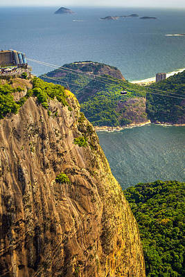 Photograph - Morro Do Leme by Celso Diniz