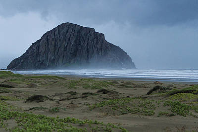 Photograph - Morro Rock by Jim Moss