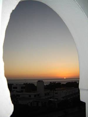 Morrocan Night Sky Art Print