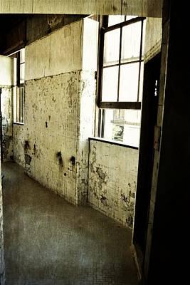 Marble Tiles Photograph - Morton Hotel Interior by Michelle Calkins