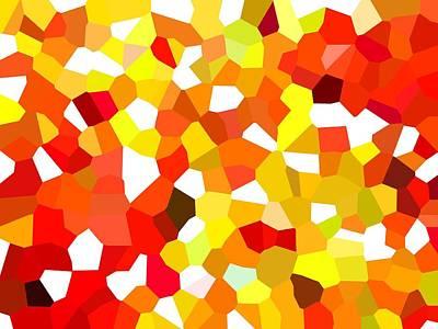 Digital Art - Mosaic by Jason Michael Roust