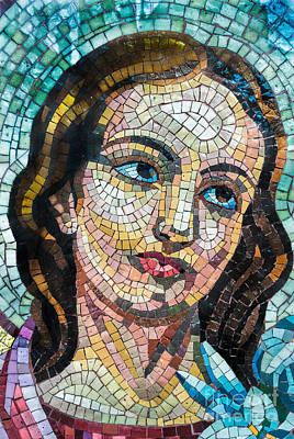 Photograph - Mosaic by Kathleen K Parker