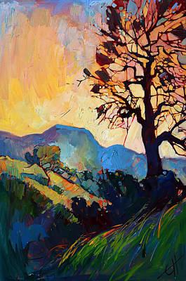 Mosaic Light Print by Erin Hanson