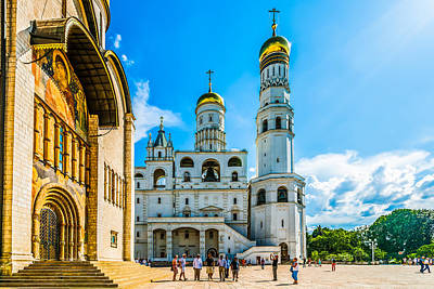 Photo Royalty Free Images - Moscow Kremlin Tour - 40 of 70 Royalty-Free Image by Alexander Senin