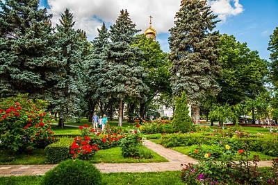 Moscow Kremlin Tour - 60 Of 70 Art Print by Alexander Senin