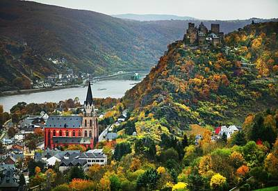 Photograph - Mosel by John Galbo