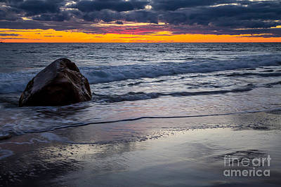 Photograph - Moshup Beach Sunset by Susan Cole Kelly