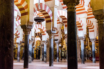 Photograph - Mosque Cathedral Of Cordoba  by Andrea Mazzocchetti