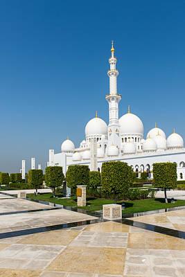 Unicorn Dust - Mosque by Simon Benson