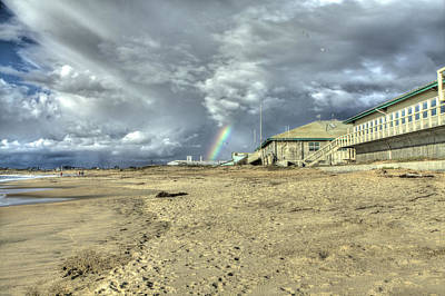Photograph - Moss Landing Rainbow And Marine Laboratories by SC Heffner