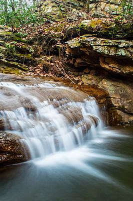 Photograph - Moss Rock Preserve by Parker Cunningham