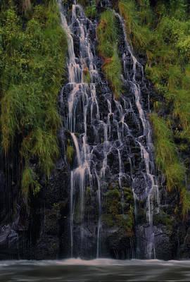 Sugar Skulls - Mossbrae Falls by Alan Kepler