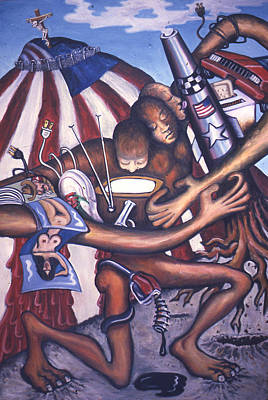 Mother America Original by Dan Ault