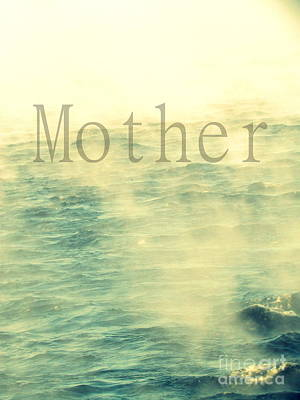 Photograph - Mother by France Laliberte