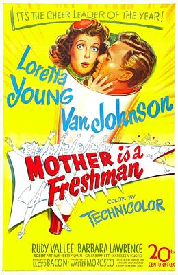 Mother Is A Freshman, Us Poster Art Print