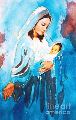 Mother Maria Art Print