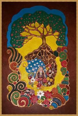 Mother Nature 2 Art Print