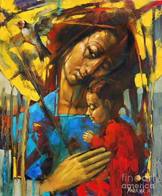 Motherhood Original by Michal Kwarciak