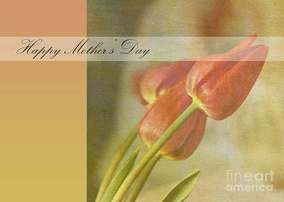 Photograph - Mother's Day Greeting by Pam  Holdsworth